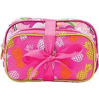 MacBeth - Pina Colada Large Sophia/Small Pineapple Duo Bags in Sophia #ultabeauty