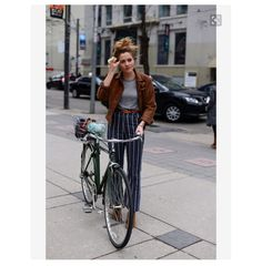 Street style with European flare!!