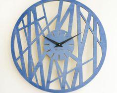 Decorative Clocks / Design Wall Clock / Modern Wall Art / Kitchen Wall Clock  / Modern Clock Large / Wall Clock For Living Room / Wall Clock   Pinterest  ...