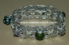 Green & Blue Bracelet