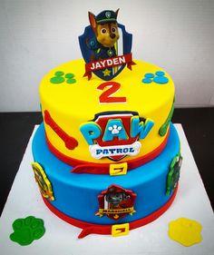 Pae patrol Cake