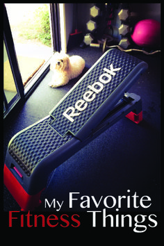 """There are a lot of fitness gadgets out there. To make it onto my list of """"Favorite Fitness things' is not easy. My list is small and it's been a long time since I've added to it. Workout Guide, Workout Gear, No Equipment Workout, Commercial Fitness Equipment, Fitness Gadgets, Pumping Iron, Personal Fitness, Workout Machines, Aerobics"""