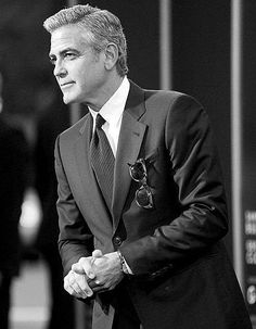 Mister Clooney...