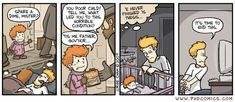PHD Comics: Time to end this Phd Comics, School Humor, Science, Walking Sticks, Funny, Graduation, Cartoons, Inspiration, Walking Staff
