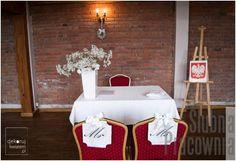 stół urzędnika ślub poza usc