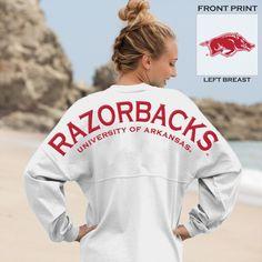 Razorbacks University of Arkansas - Spirit Jersey®