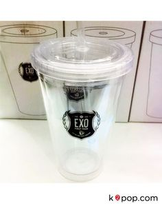 K2POP - SMTOWN POP-UP STORE EXO OFFICIAL GOODS : EXO GOLD CUP