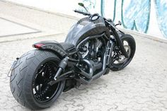 Stealth Body Kit For V Rod Harley Davidson