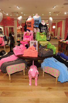 victoria's secret pink in new york city   I can't wait!!!!!! Come on March!