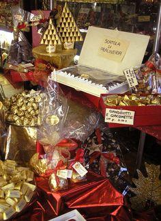 A.Giordano - splendid chocolate shop in Turin:-))