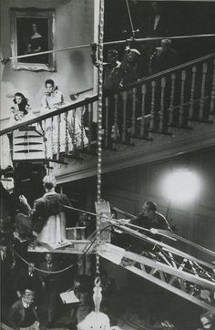 Gone With the Wind (On Set)