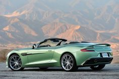 Aston Martin has released a brand new 2014 Vanquish Volante in August last year as a successor model DBS Volante. In the physical and mechanical sense, this is similar to the coupe Vanquish, but fixed carbon roof replaced the mild version, optional retractable. Such roofs offer some advantages compared with folding hard choices. They are much easier, not as complex in structure and much more compact.