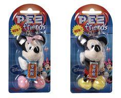 PEZ Friends_Mickey & Minnie, via Flickr.