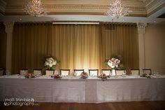 Rosewater Room, Toronto   Venue: Rosewater Room | Photography: Matt Trimble | Cinema: Robert Collins | Floral Design: Fraîche Floral Studio | Hair + Makeup: Niki Khalaj + Mona Kavazi | Accommodations: Omni – King Edward Hotel | Photobooth: Never Forget Photo | Cake + Cupcakes: Prairie Girl Bakery | Planning + Coordination: WeddingGirl.ca  #Rosewater #Toronto #WeddingGirlWeddings