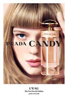 プラダ新香水「キャンディロー」発売。レア主演の三角関係ムービーを