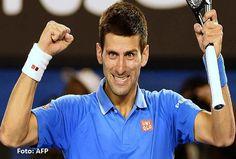 Djokovic conquista por quinta vez el Abierto de Australia. http://www.kienyke.com/noticias/djokovic-venciendo-andy-murray-conquista-por-quinta-vez-el-abierto-de-australia/