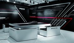 Mercedes-AMG Global Communication Studio by Bruce B., Stuttgart – Germany