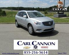 For Sale 2017 Buick Enclave FWD 4dr Leather - $45,017