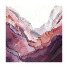 Rose Quartz B Giclee Print by GI ArtLab at Art.com
