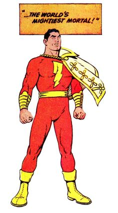 Shazam/Captain Marvel