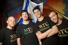 Israel MTG Magic the Gathering