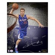 """Blake Griffin Autographed """"Signature Slam"""" Photograph 16x20 Unframed  ~Limited to 32~ 