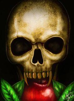 Skullcoloringbeta by MyokoAkane