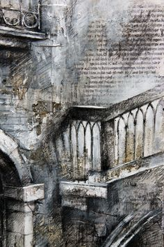 Cornerstone » Ian Murphy Drawings