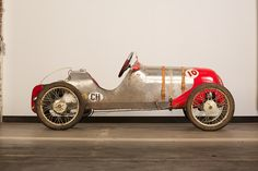 Maserati 6C CycleKart