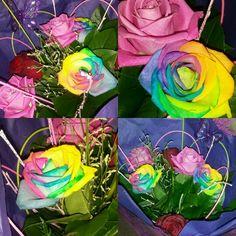 They look amazing-Rainbow