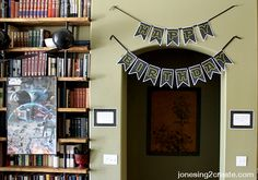With the new Star Wars movie The Force Awakens coming out it was the perfect time to finally throw a Star Wars Birthday party for my boy. Plus, it was a great excuse to pull out the kids'...