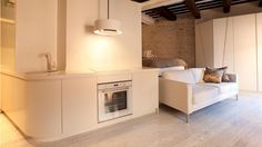Small apartment in Rome – TimeForDeco.com