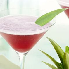 This is one of my Faves! ♥  1 1/2 oz Vodka   1/4 oz Chambord Raspberry Liquer  1/4 oz fresh pineanpple juice  Shake with ice, pour and garnish    Using some of the flavored vodkas can really add to this drink. Try Van Gogh pineapple vodka or a whipped cream flavored vodka.