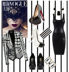 """""""Classic.With.A.Twist"""" by mizzbambi on Polyvore"""