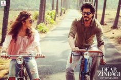 I just want to be freeeeeee 🐝#DearZindagiTake1 #DearZindagi