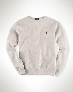 Polo Ralph Lauren - Fleece-Sweatshirt I like that! Gotta stay cozy in  style! us polo women. Shop Clothing ...