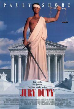 movies posters 1995 | Jury Duty Movie Posters From Movie Poster Shop