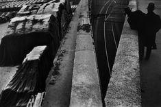 Henri Cartier-Bresson - Quai St. Bernard vicino alla stazione di Austerlitz, Parigi 1932