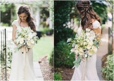 that hair!!! <3 - and gorgeous flowers!!!