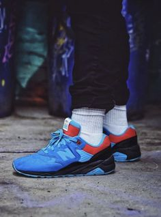 new product 56a0b c1077 219 Best Sneakers: New Balance 580 images in 2019 | New ...