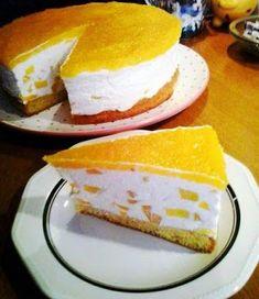 Barackos joghurttorta – Finom könnyed torta a gyümölcsök szerelmeseinek - Ez Szuper