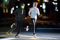 Nike's 2012 Fall/Winter Running Apparel Collection