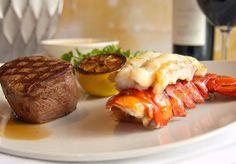 Morton's Steakhouse Copycat Recipes: Steak and Lobster