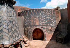 Decorated Mud Houses of Tiébélé