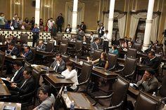 Recibe Congreso cuenta pública 2015 del gobierno del estado