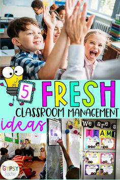 Use these Classroom Management Strategies to reengage your elementary students. I've got behavior management tips, classroom jobs ideas, and ways to keep your students on task and ready to learn! #classroommanagement #firstgrade #secondgrade #thirdgrade #fourthgrade #kindergarten #fifthgrade