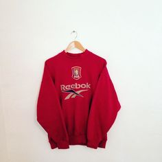 eb2a8757f An amazing vintage 90s reebok Aston villa sweatshirt jumper available to  purchase in store today!