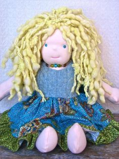 Waldorf Doll Inspiration