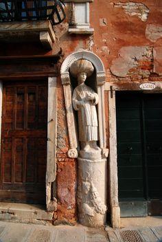 Italia Venezia In the Campo dei Mori