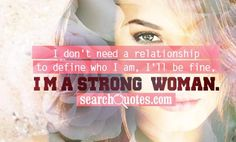 Tribute To Strong Woman quotes - A strong woman believes that she's strong enough to face her journey, but a woman of strength has FAITH that it is in this journey that she will become strong. Read more quotes and sayings about Tribute To Strong Woman. Cute Quotes, Girl Quotes, Woman Quotes, Best Quotes, Favorite Quotes, Strong Women Pictures, Strong Women Quotes, Strong Woman Poems, Independent Women Quotes